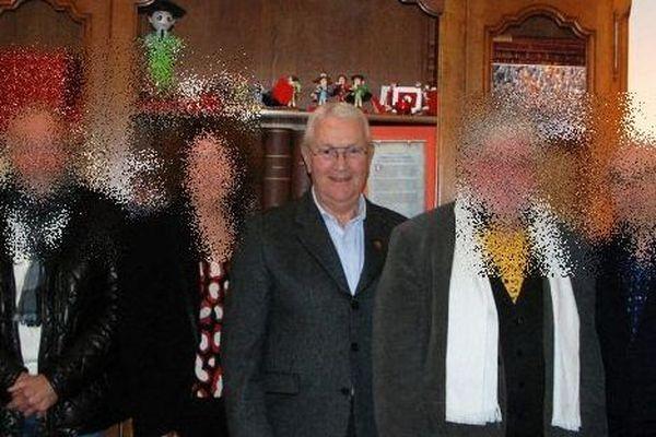 Michel Bousquet, ancien président de l'Union taurine biterroise - archives 2020.