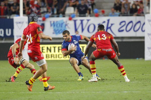 L'USAPs'incline 31-22 à Grenoble.