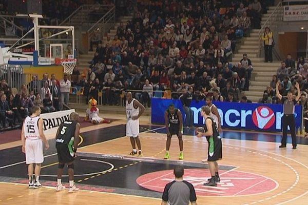 Orléans Loiret basket- Villeurbanne - 19 janvier 2013