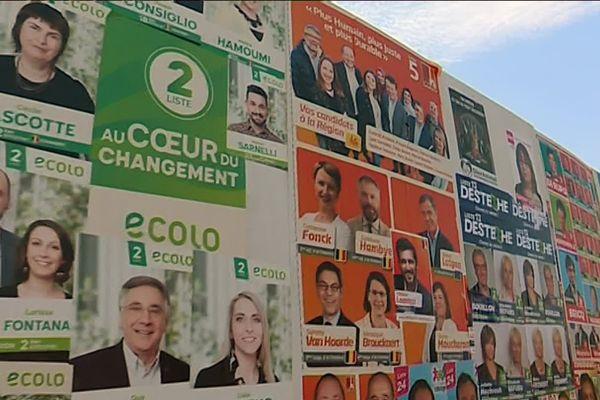 Les Belges voteront dans une semaine pour élire leurs eurodéputés mais aussi leurs députés