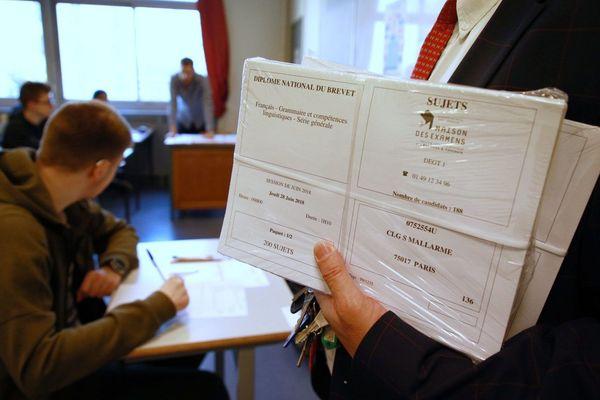 Un taux de 86,8% de réussite pour la session 2018 du Brevet des Collèges dans l'académie de Poitiers.