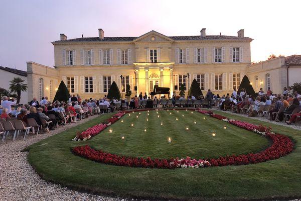 Estivales de musique en Médoc au château Branaire-Ducru