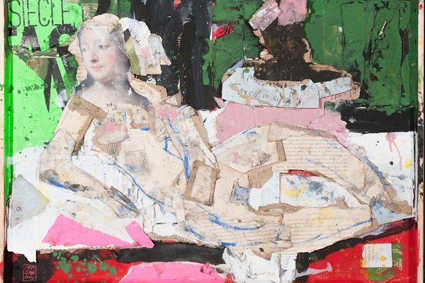 Olympia de Charlotte de Maupeou à la collégiale de Saint-Pierre-le-Puellier - Orléans