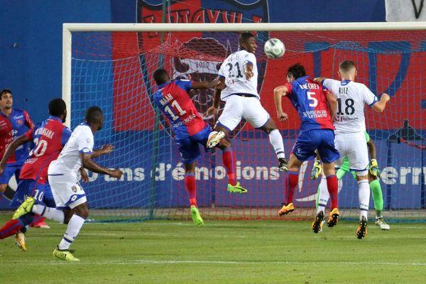 08/09/2017 - Ligue 2, 6e journée GFCA - Sochaux (0-1)