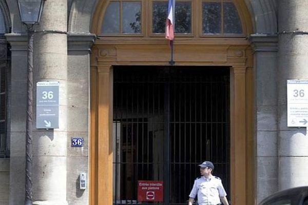 Paris - 36 quai des orfèvres - archives