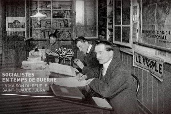 Source archives : La Fraternelle Saint-Claude