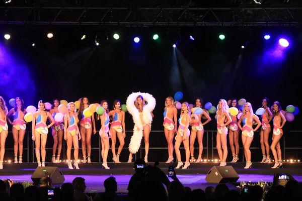 Elections de Miss Côte d'Azur 2018 à Cogolin