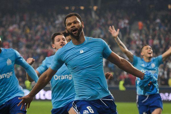 L'Olympique de Marseille a atteint la finale de la Ligue Europa en mai 2018, avant de s'incliner face à l'Atlético Madrid (0-3).