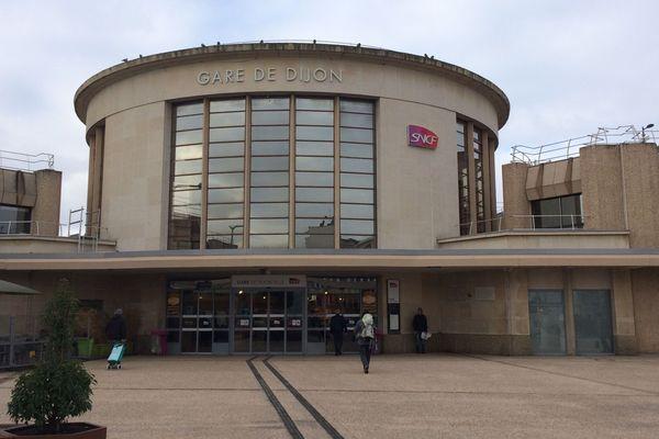La Gare de Dijon va bénéficier d'un programme de 20 millions d'euros de rénovations pour l'accessibilité des passagers à mobilité réduite