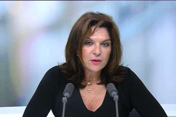 Nathalie Goulet, sénatrice UDI de l'Orne