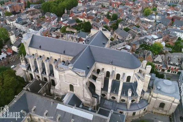 L'Abbaye de Saint-Vaast