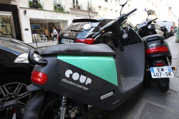 L'opérateur de location de scooters électriques COUP met fin à son service en Europe.