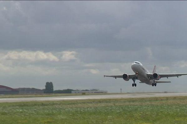 Près de 275 000 passagers ont transité par l'aéroport de Carpiquet en 2018