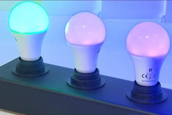 AwoX a développé à Montpellier une gamme de 39 produits d'éclairage connectés vendus dans le monde entier