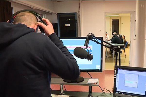 """La radio """"Diversité FM""""  a commencé à émettre en septembre 2017"""