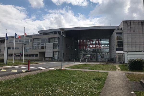 L'INSA Centre-Val de Loire compte 1640 élèves répartis sur deux campus : Bourges (ici sur la photo) et Blois