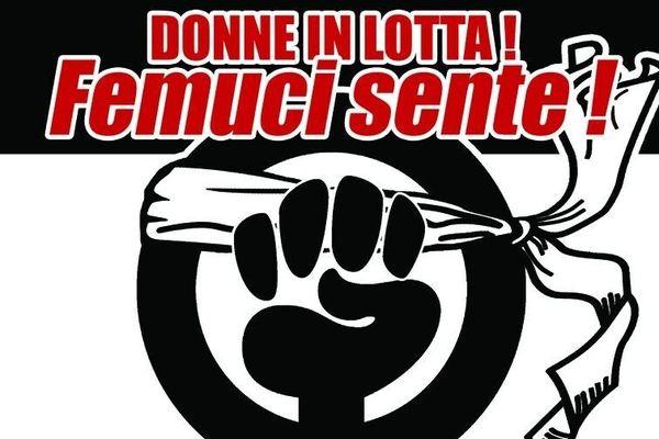 L'affiche de l'appel à la mobilisation à Calvi.