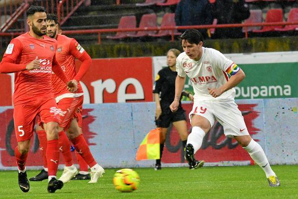 Lors de la dernière journée de championnat de ligue 2, Béziers a dominé Nancy.