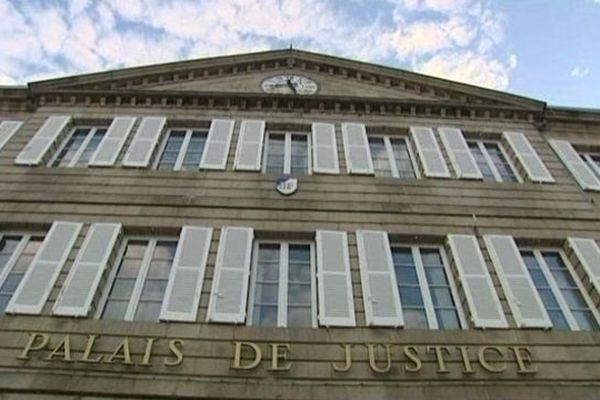 palais de justice de Guéret
