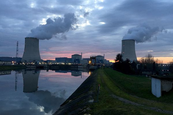Les incidents se sont multipliés à la centrale nucléaire de Golfecch au cours de ces dernières années.