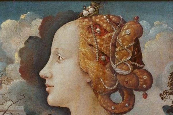 La Simonetta Vespucci de Piero di Cosimo est actuellement en cours de restauration au Louvre.
