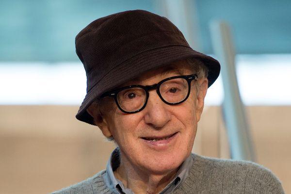 """Woody Allen présente son film """"UN JOUR DE PLUIE À NEW YORK"""" en avant-première au festival de Deauville"""