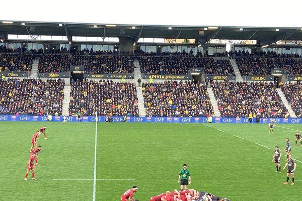 Victoire de La Rochelle face à Toulon 17-12
