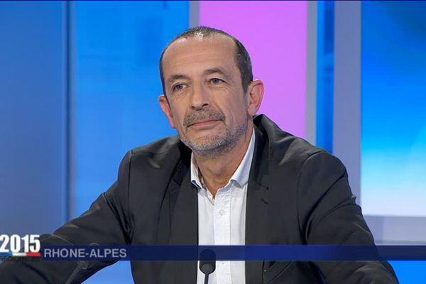 Jean-Charles Kohlhaas, tête de liste EELV, PDG, ND
