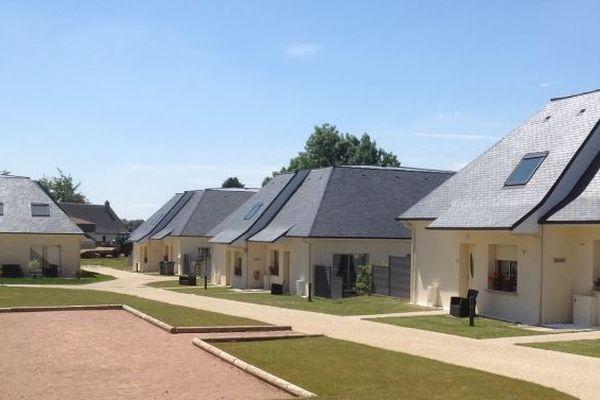 La résidence senior à Buchy
