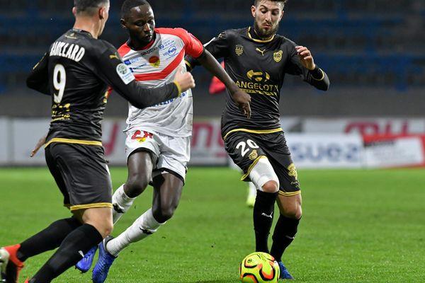 Les Orléanais s'étaient imposés 2-1 sur le pelouse des Biterrois, lors du match aller comptant pour la 19e journée de Ligue 2, le 21 décembre 2018.