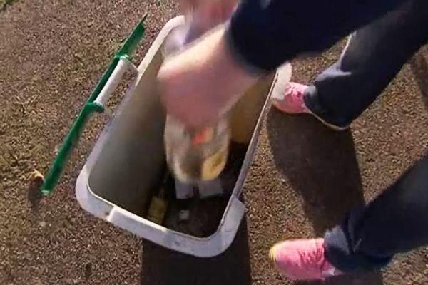 La collecte du verre sur Dijon et Chenôve à domicile va s'arrêter sur l'année 2016