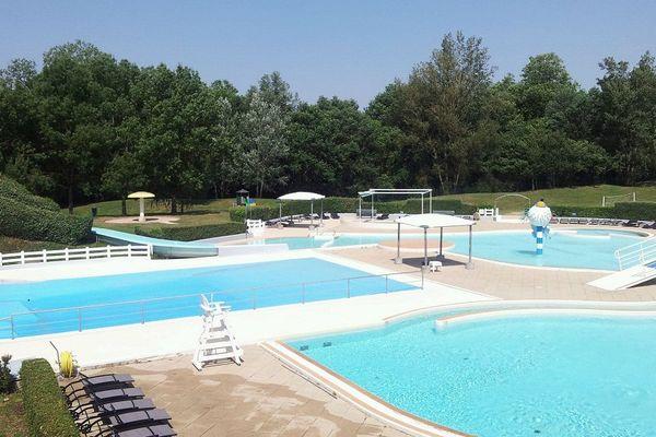 La piscine de l'Archipel de Castres