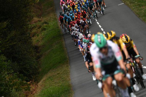 En 2021 pour sa 108e édition, le Tour de France sillonnera quatre jours durant les routes bretonnes