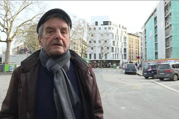 Aimé Halbeher, secrétaire général de la CGT Renault-Billancourt en 1968.