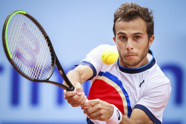 Sur la terre battue du tournoi de Gstaad en Suisse, le tennisman toulousain Hugo Gaston s'est incliné en finale ce dimanche 25 juillet.