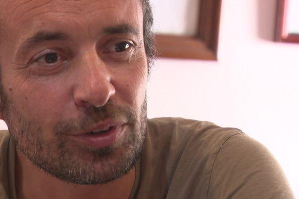 Xavier Luciani, nouveau maire de Renno