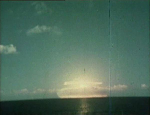 Essai nucléaire en Polynésie française