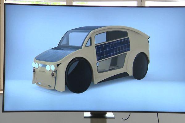 Conçue en Charente, la Midipile Mobility est présentée par son créateur comme le véhicule du futur.