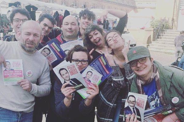 Suite à la décision de sa présidente nationale, Roxane Lundy, de rejoindre Génération. s, le mouvement de M. Hamon, le MJS de Moselle a pris son indépendance du Parti socialiste, vendredi 23 mars 2018.