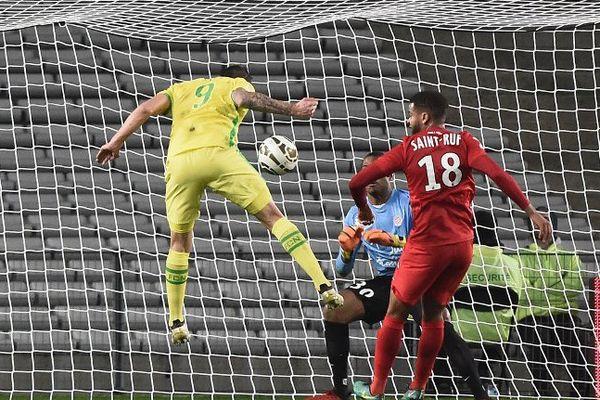 Montpellier a été battu par Nantes en 8e de finale de la Coupe de la Ligue - 13 décembre 2016