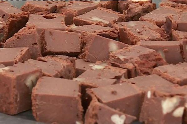 """Des """"beanies"""" : des brownies dont les matières grasses (huile et beurrre) sont remplacées par de l'avocat. C'est l'une des inventions des étudiants de la Faculté de Marketing et d'agrosciences de l'Université Haute-Alsace."""