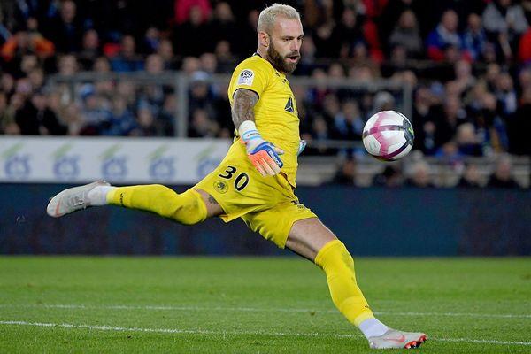 Le gardien de but du TFC Baptiste Reynet va jouer sous le maillot du Nîmes-Olympique la saison prochaine.