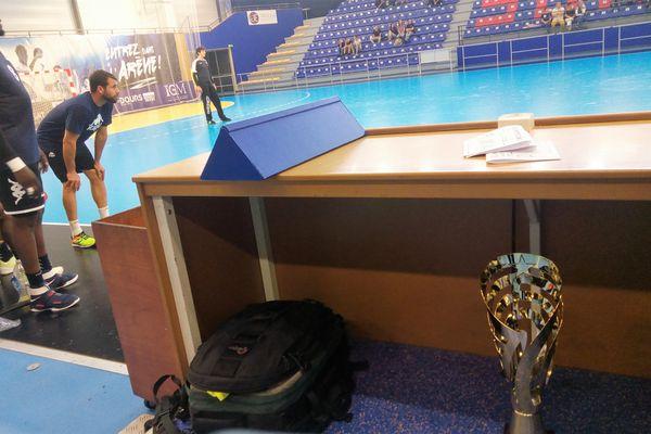 Le Saran Loiret Handball organisait cette année son premier trophée Jean-Luc Théophile.