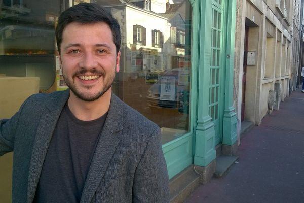 Martial Jardel remporte le concours Eloquentia Limoges