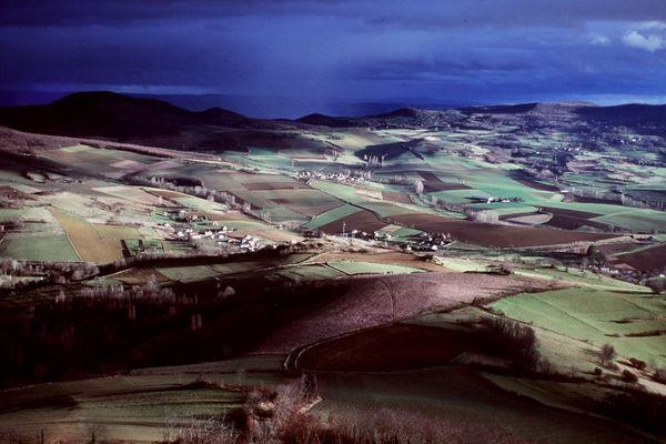 Monts d'Auvergne