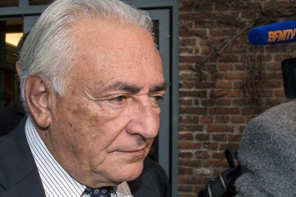 Dominique Strauss-Kahn, en février 2015.