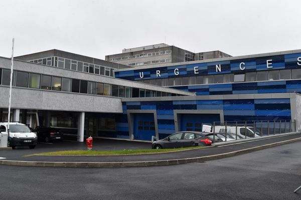 Hôpital de la Cavale Blanche à Brest