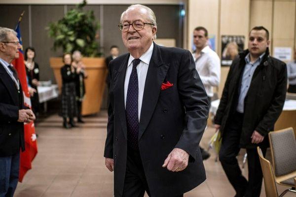 Jean-Marie Le Pen, Lyon, 20 avril 2013