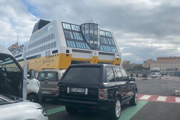 Au port de Bastia, plusieurs passagers au départ du ferry en direction de Livourne faisait part de leurs inquiétudes vis-à-vis de l'épidémie de coronavirus qui sévit en Italie, plus particulièrement en Lombardie.