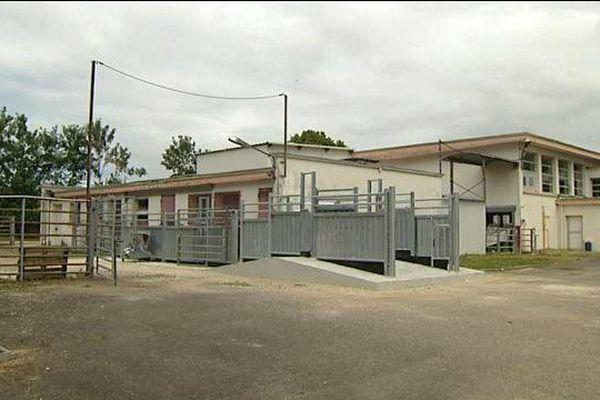 Rénové, l'abattoir de Châtillon-sur-Seine reprend son activité.